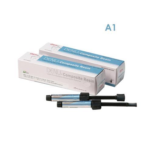 DENU Composite Resin A1 (Light Curing Universal Composite Resin with Nano Hybrid Filler)