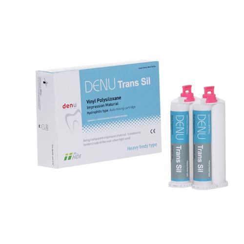DENU Trans Sil (Vinyl Polysiloxane Impression Material)
