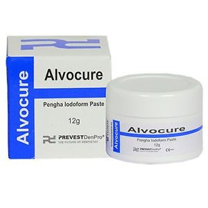 Alvocure (Dry Socket and Post Extraction Dressing)
