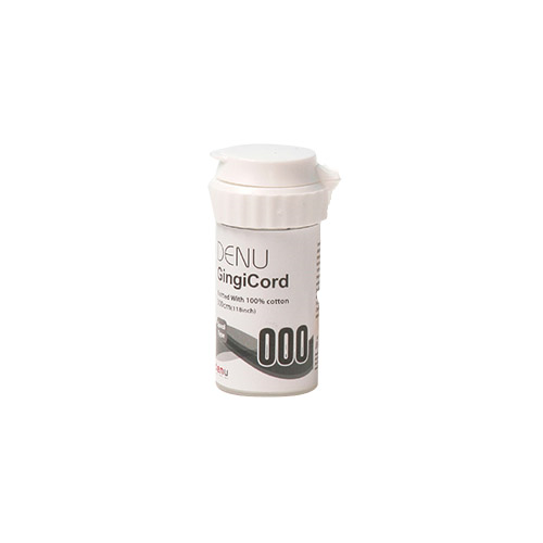 DENU GingiCord 000 (Knitted Gingival Retraction Cord)