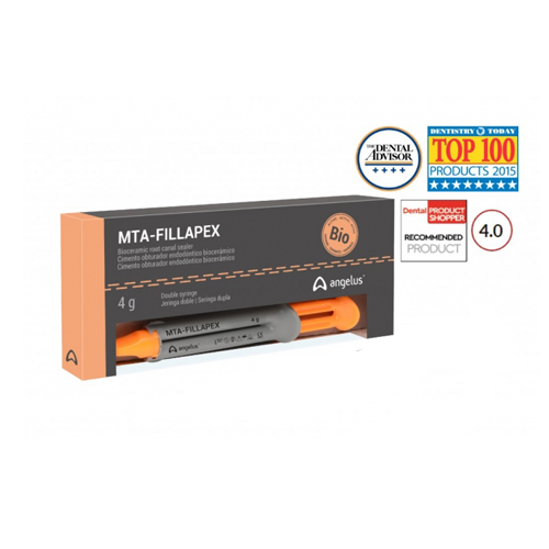 Angelus MTA Fillapex Automix 4 G (Bioceramic Root Canal Sealer)