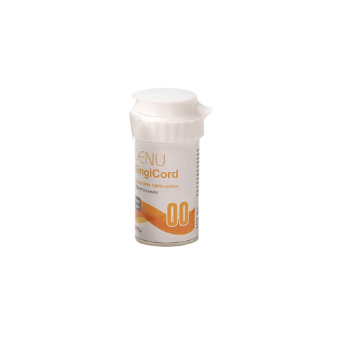 DENU GingiCord 00 (Knitted Gingival Retraction Cord)