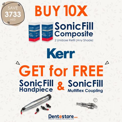 Kerr SonicFill 2 Intro Kit (Bulk Fill Dental Composite System)