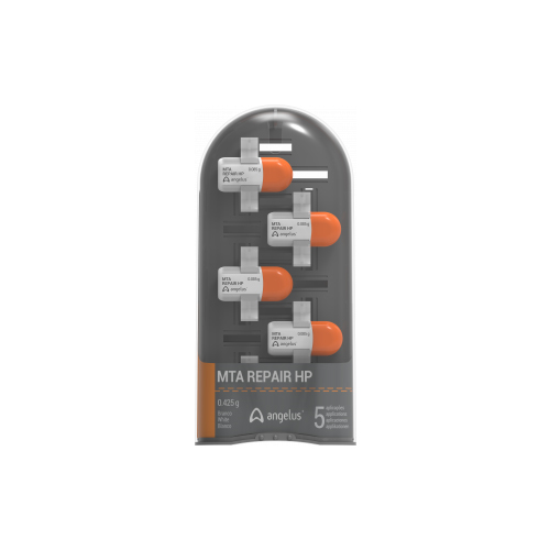 Angelus MTA REPAIR HP 5 Applications (BIOCERAMICS based High Plasticity Reparative Cement)