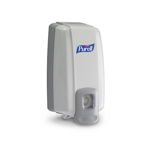 PURELL NXT SPACE SAVER Dispenser Push-Style (Dispenser for PURELL Hand Sanitizer Gel)