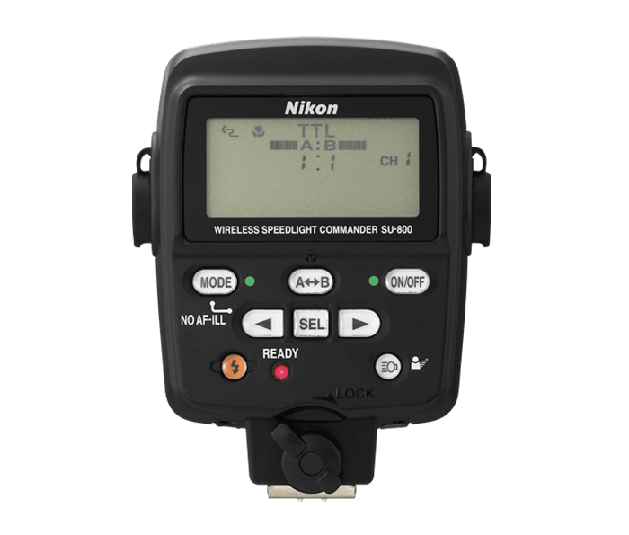 Nikon Wireless Speedlight Commander SU 800