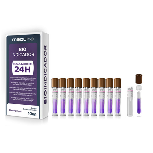 Maquira Bio-Indicador (Biological Indicator - 24H)