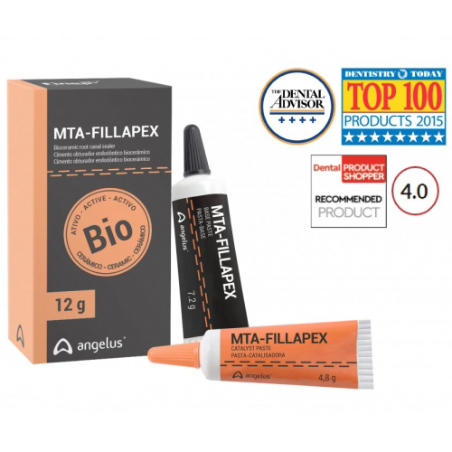 Angelus MTA Fillapex Tubes 12 G (Bioceramic Root Canal Sealer)