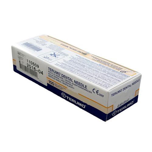 Terumo Dental Needle 27Gx7,8 - 22mm (Short)