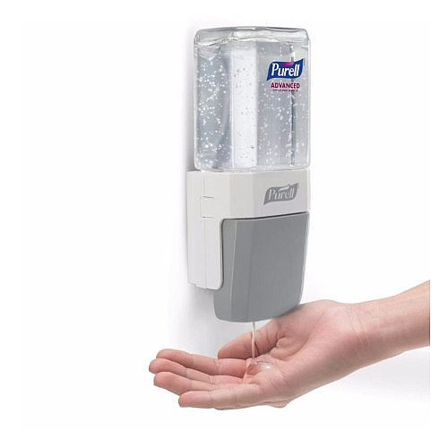 PURELL Advanced Hand Sanitizer Gel (450 mL Refill with Dispenser)