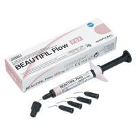 BEAUTIFIL Flow F02 (Shade A4), Flowable Hybrid Composite