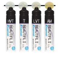 BEAUTIFIL II Enamel Composite (Shade High Value Translucent HVT)