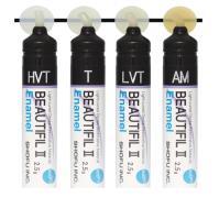 BEAUTIFIL II Enamel Composite (Shade Low Value Translucent LVT)
