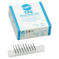 TPE Diamonds Kit (Tissue Protective End Cutting Burs)