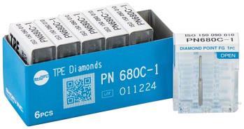 TPE Diamond Point PN 680C (Tissue Protective End Cutting Burs)