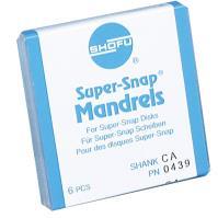Super Snap Mandrels, Metal (CA Shank)