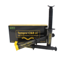 Tempro C and B LC A2 (Light Curing Temporary Crown Material)