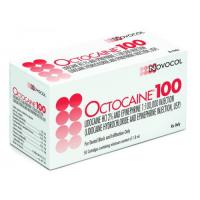 OCTOCAINE 100  2 Percent Lidocaine with Epinephrine 1:100,000 Injection