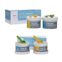 DENU Putty Set (Vinyl Polysiloxane Impression Material)
