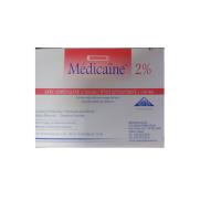 Medicaine ( 2 percent with Epinephrine 1:100,000 )