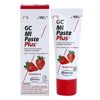 GC MI Paste Plus Strawberry (Tropical Tooth Creme With Calcium, Phosphate and Fluoride)