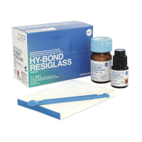 HY BOND RESIGLASS (Resin Modified Glass Ionomer Cement RMGI)