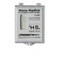 H S Fiber Post 0.7mm (Glass Fiber Post and Drill)