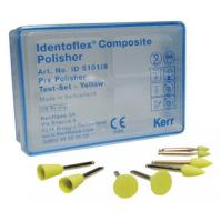 Identoflex Composite Polishers (Prepolishers Yellow,  Large Cup)