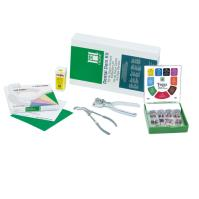 Hygenic Dental Dam Kit (Starter Kit with Winged Clamps)