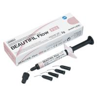 BEAUTIFIL Flow F02 (Shade A4), Flowable Hybrid Composite
