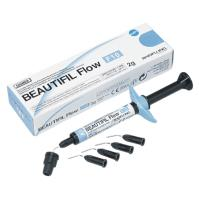BEAUTIFIL Flow F10 (Shade A4), Flowable Hybrid Composite
