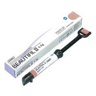 BEAUTIFIL II (Syringe, Shade A4), Nano Hybrid Composite with Fluoride Release