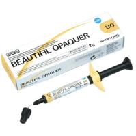 BEAUTIFIL OPAQUER (Light Cured Flowable Opaque Paste), Universal Opaque Shade (UO)