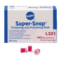 Super Snap Refill Mini Super Polishing Disks (Super Fine Grit)