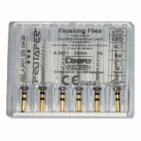 ProTaper Universal Finishing File F4 (Endodontic Rotary System)