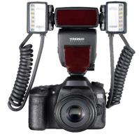 Yongnuo YN-24EX TTL Macro Twin Lite Flash (For Nikon)