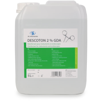 DESCOTON 2 Percent GDA (Disinfectant for Instruments)