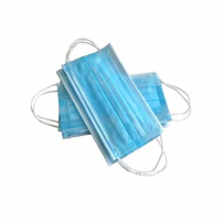 Face Mask Disposable 3ply with Earloops ( CAREPLUSE)