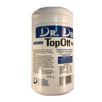 TopOff Wipes (Disinfection and Cleaning Wipes)