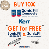 Kerr SonicFill 2 Intro Kit (Bulk Fill Dental Composite System)