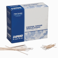 Cotton Tipped Applicators (6 Inch)
