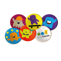 Angie Pin Buttons (for Pediatric Dentistry)