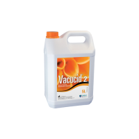 Vacucid 2 (Non foaming triple action concentrate for dental suction systems)